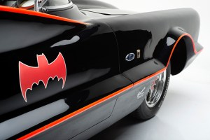 Original Batmobile on sale for $5m