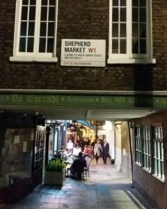 The Perfect Spot – Shepherd Market Wine House