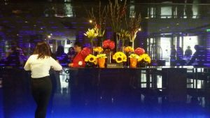 Cool Blue at Park Plaza London Waterloo