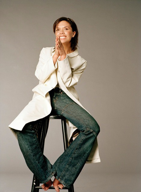 Victoria Beckham Styled by Desiree Lederer (Desiree Lederer)