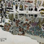 Art: 'David Milne: Modern Painting' at Dulwich Picture Gallery, February 2018