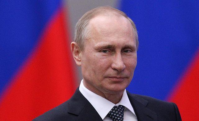 Ilustrační fotografie: Vladimir Putin ( Foto: MARIAJONER, Wikimedia )