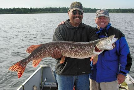 Northwestern manitoba fishing lodges manitoba fishing trips for Manitoba fishing lodges