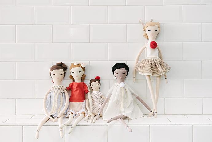 Dumye Dolls | More cool stuff for kids on MannaParis.com