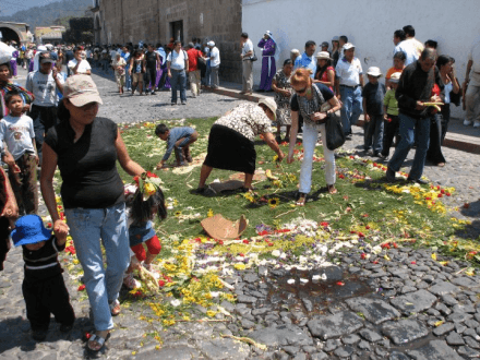 Semana Santa aftermath