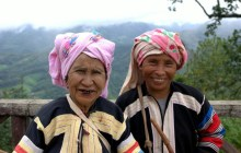 Travel Photo of the Week -- Lahu Hill Tribe Women, Mae Hong Son, Thailand