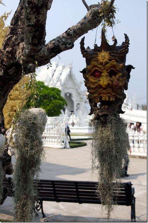 Chiang Rai White Temple, Thailand-18