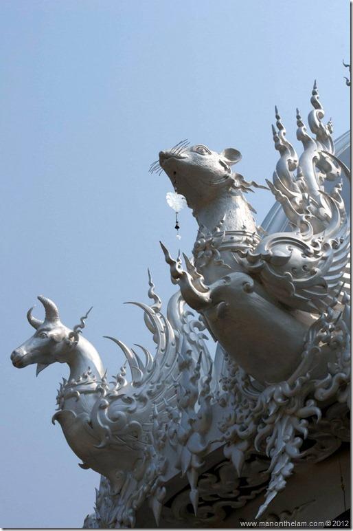 Chiang Rai White Temple, Thailand-417