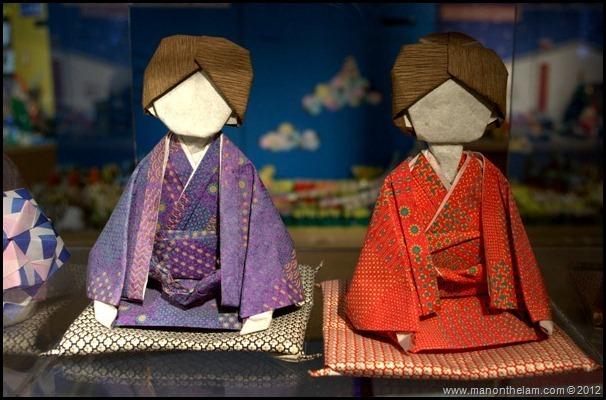 Japan Origami Museum -- Narita Airport -- Tokyo, Japan 32