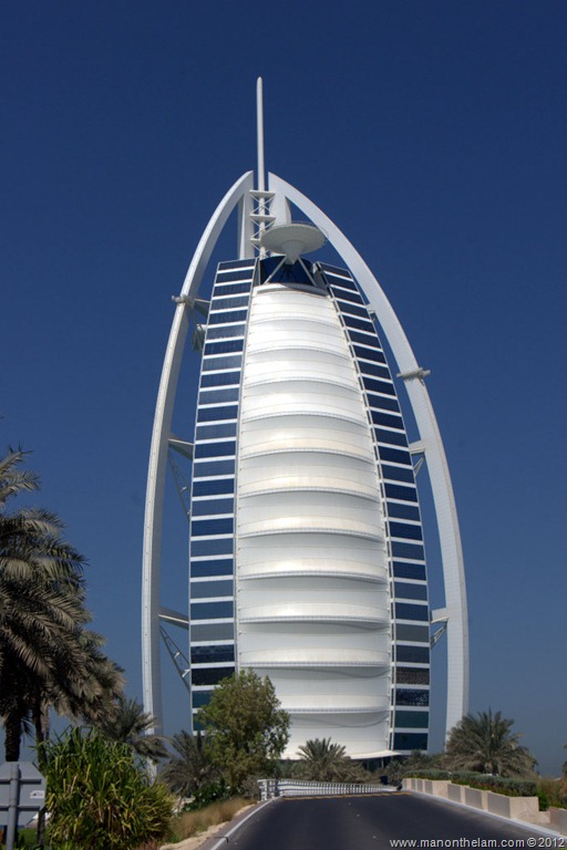 Does dubai have a soul man on the lam travel blog for Burj al arab reservation
