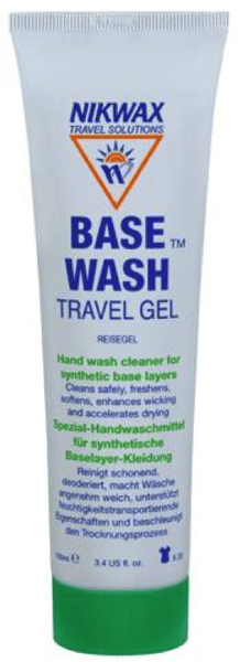 Nikwax BaseWash Travel Gel Stokcing Stuffers for Men Christmas Gift ideas for men who travel