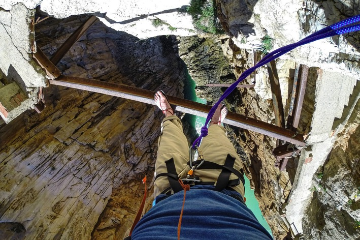 Caminito Del Rey Spain s Most Dangerous Hike  Expert Vagabond  Top 100 Travel Blog Posts of 2014 by Social Shares