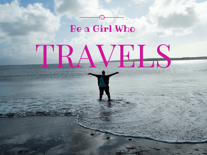 Be-a-Girl-Who Travels