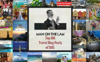 Top 100 Travel Blog Posts of 2015 by Social Media Shares