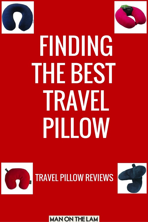Best Travel Pillow Reviews: Memory Foam, Inflatable, Neck ...