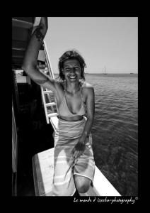 Elitza chatted with us about diving with mantas