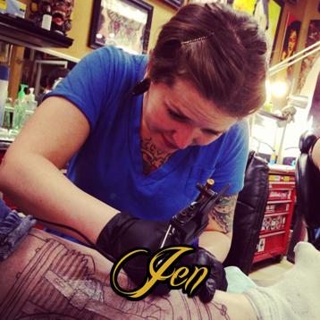 Gentle Jen