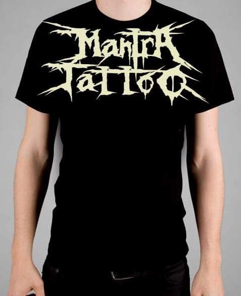 Mantra Tattoo T-shirt