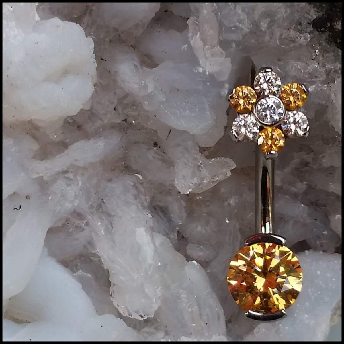 Navel Jewelry 8