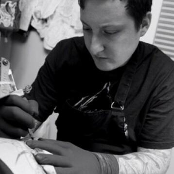 Meet Chance Isbell, a culturally conscious artist