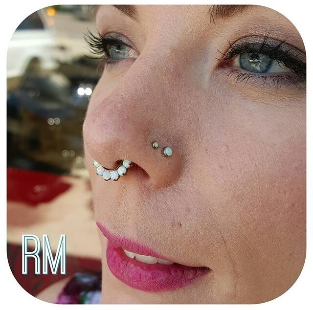 Fine Jewelry & Professional Piercings at Mantra Tattoo