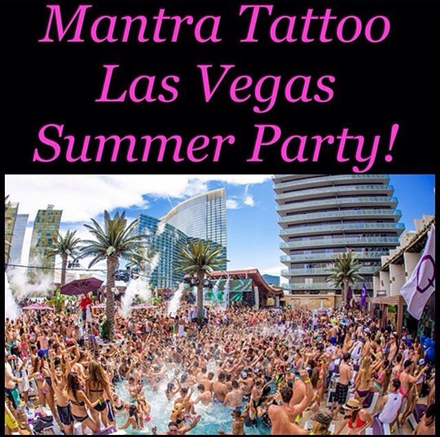 Mantra Tattoo Annual Las Vegas Summer Classic