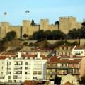 Castelo São Jorge, Lisboa, Portugal
