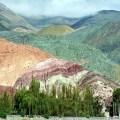 Cerro de los Sietes Colores, Purmamarca