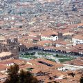 Cusco, Peru, a antiga capital do Império Inca