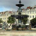 Baixa, em Lisboa, Portugal