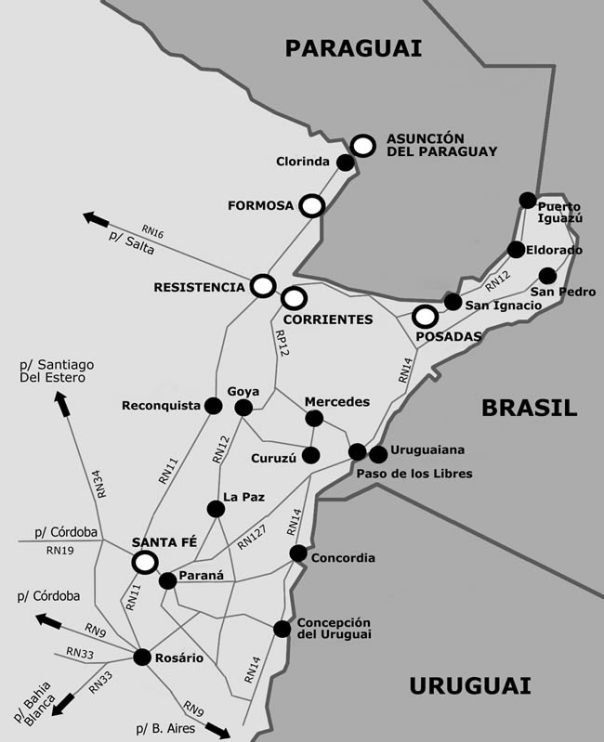 Nordeste da Argentina