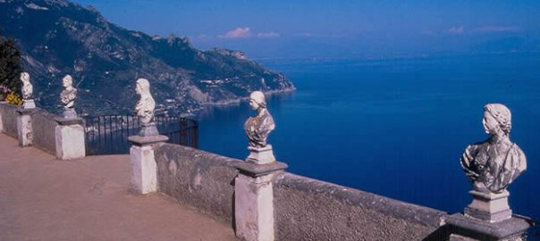 Ravello, Costa Amalfitana, Itália