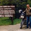 René Miragaia, Terra do Fogo