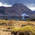 Trem na Patagônia Argentina