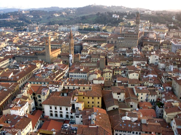 Vista Panorâmica de Florença