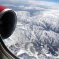 Voo sobre montanhas, Nepal