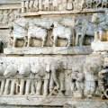 Detalhes, Jagdish temple em Udaipur
