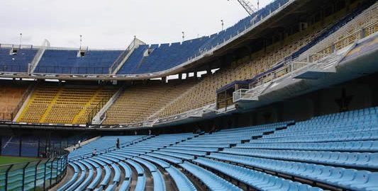 Estadio do Boca Juniors, Buenos Aires, Argentina