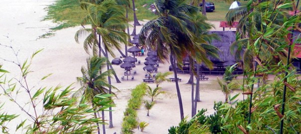 Mirante, estrada da Serra Grande, Ilhéus, Bahia