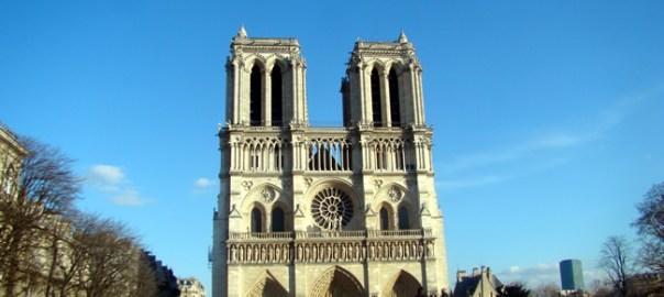 Notre-Dame, em Paris