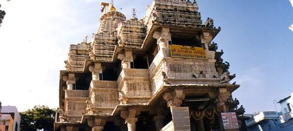 Templo Hindu, Rajastão, Índia