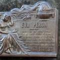 Túmulo de Evita Perón em Buenos Aires