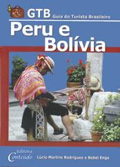 Guia de viagem GTB, sobre o Peru e a Bolívia
