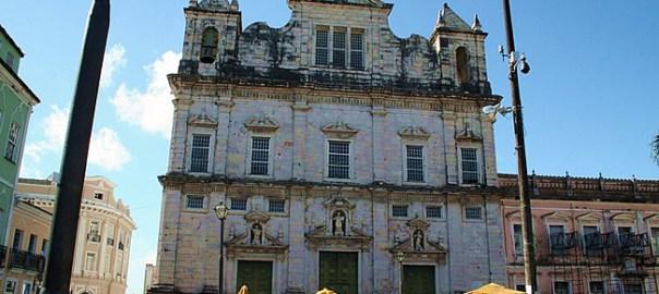 Basílica, Salvador