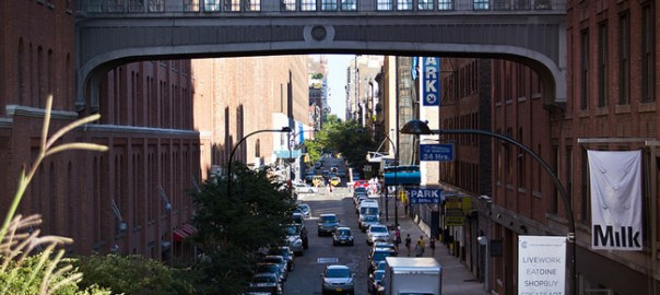 High Line, New York - Foto John Gillespie CCBY