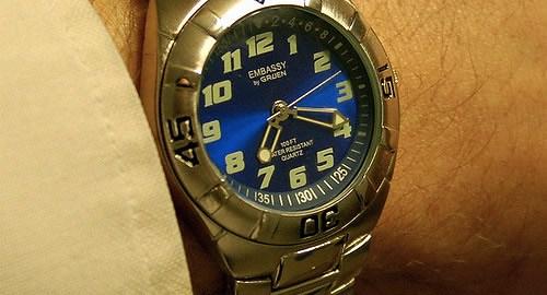 Relógio de pulso - Fotoscott feldstein CCBY