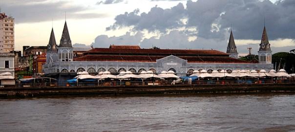 Mercado Ver-o-Peso, Belém do Para - Foto - Repórter do Futuro- CCBY