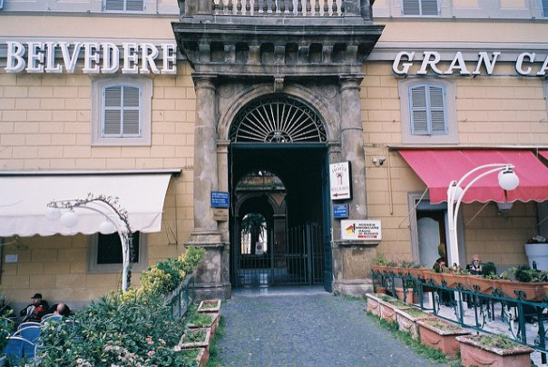 Hotel Bellavista, Frascati - foto: Slayer CCBY