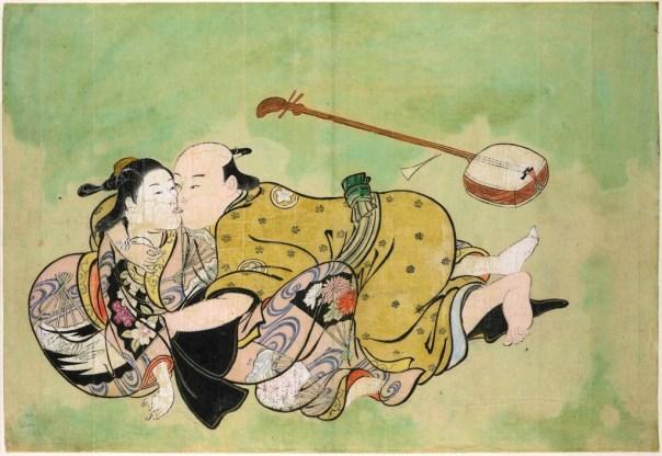 Arte erótica japonesa