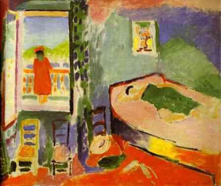 Henri Matisse - Interior at Collioure
